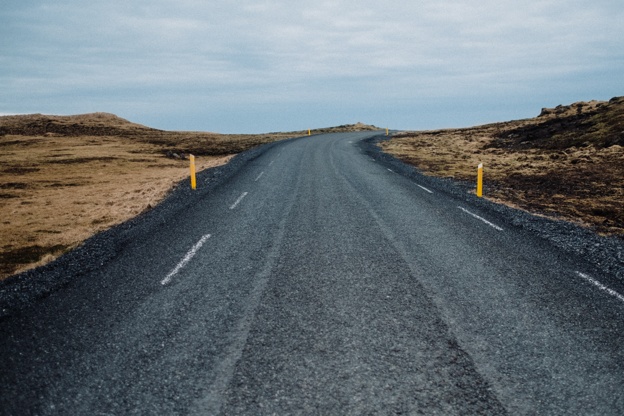 LONG EMPTY ROADS – The Flying Dutchman>